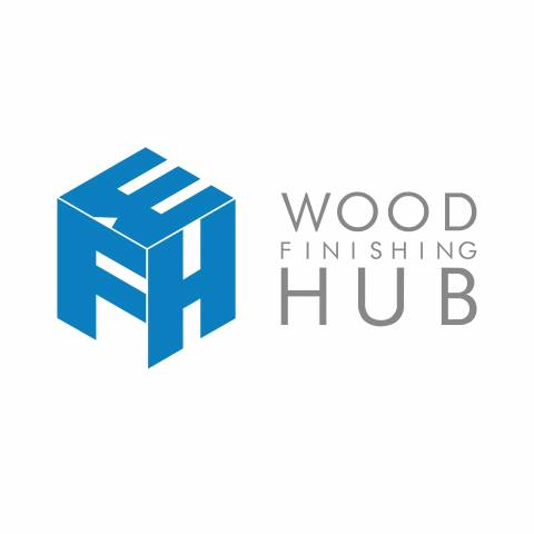 Logo Wood Finishing Hub